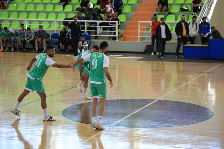 Football AL-Khmasiat Championship for Universities