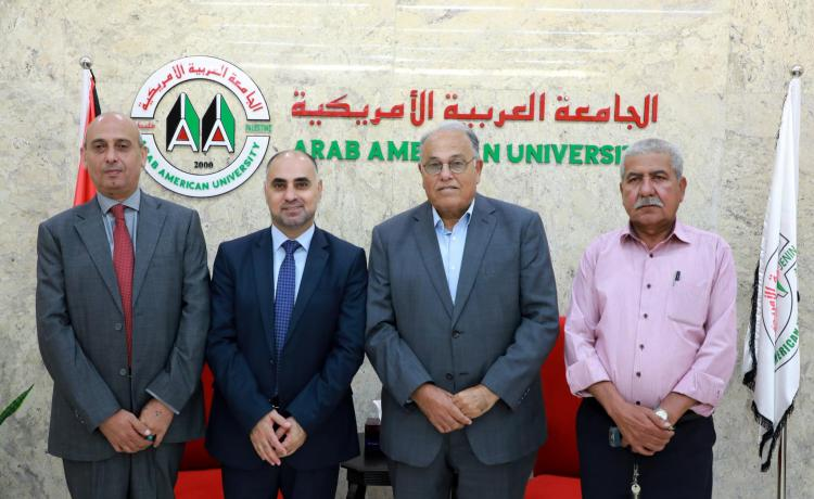 The Undersecretary of the Media Ministry Visits the University