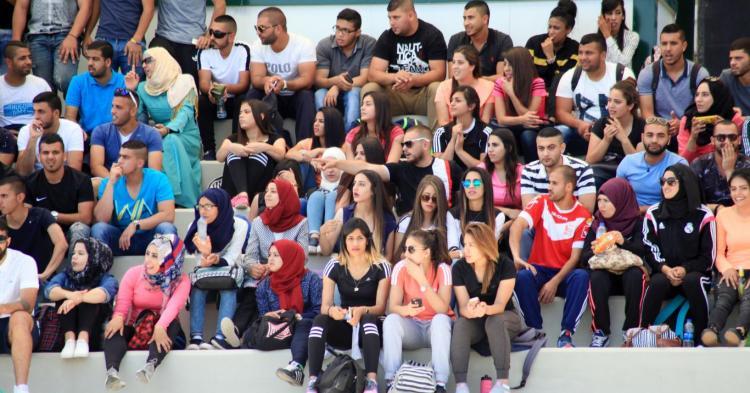بطولة الجامعات الفلسطينية لالعاب القوى