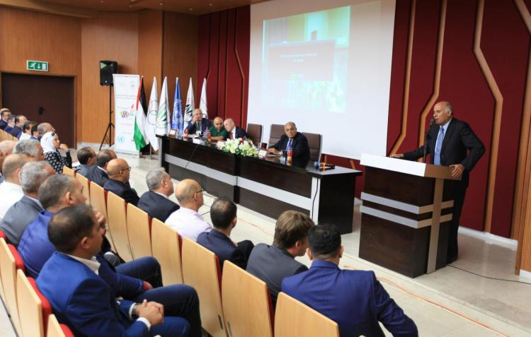 Workshop towards National Strategy to Develop Palestinian Sport