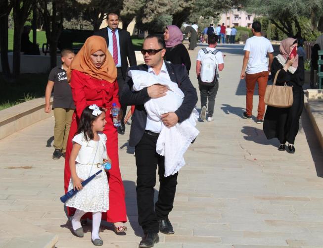 حفل ملتقى خريجي الجامعة العربية الامريكية 2016