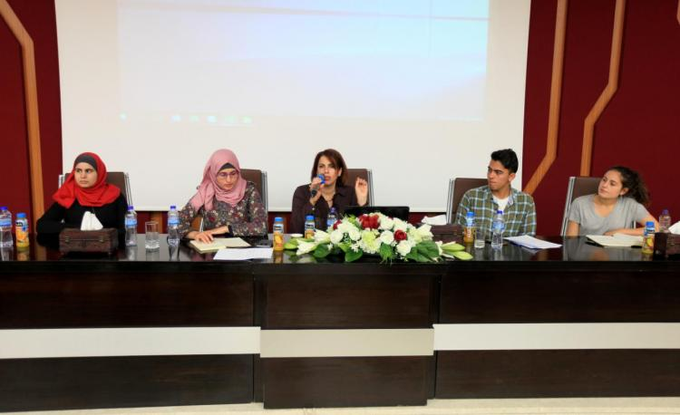 Photo of the German Academic Delegation Visit