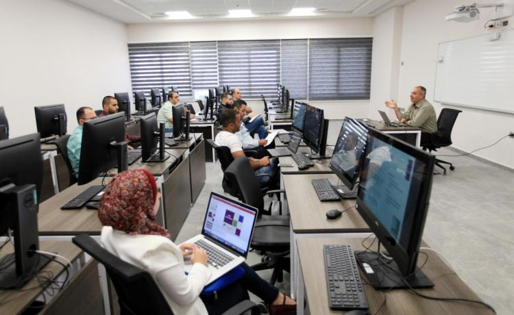 مقر الجامعة رام الله