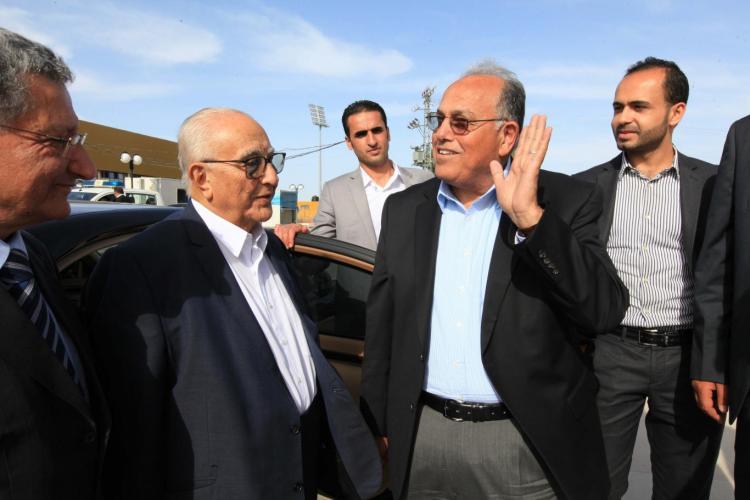 His Excellency Former Jordanian Prime Minister Dr. Abdulsalam Al-Majali Visit for University